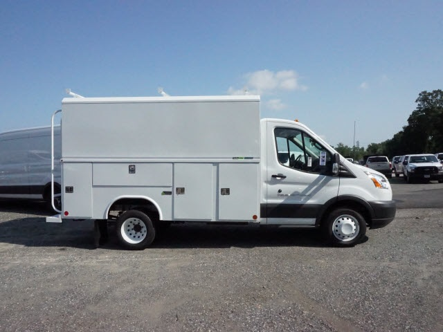 2017 Transit 350 HD Low Roof DRW, Service Utility Van #176464 - photo 3