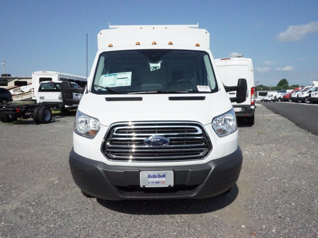 2017 Transit 350 HD Low Roof DRW, Service Utility Van #176464 - photo 4
