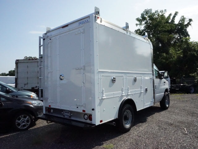 2017 E-350, Dejana Truck & Utility Equipment Service Utility Van #176529 - photo 2