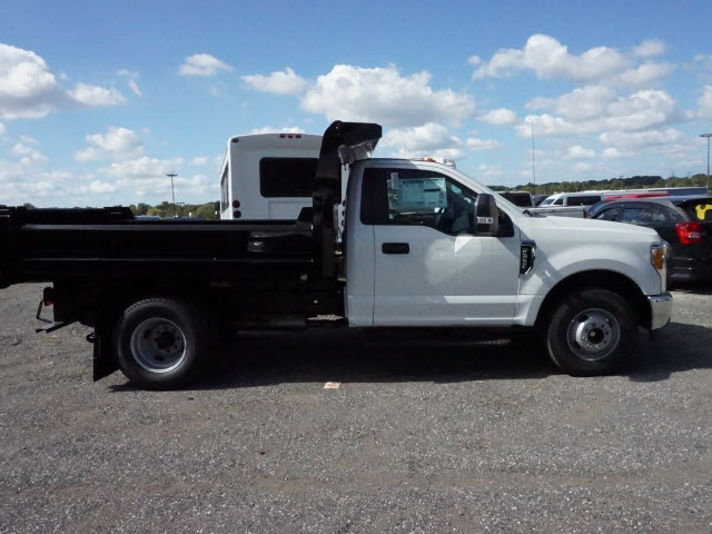 2017 F-350 Regular Cab DRW, Rugby Dump Body #176539 - photo 3
