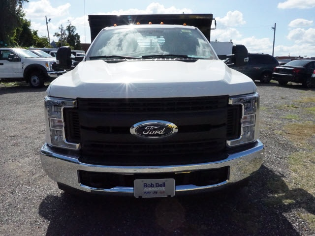 2017 F-350 Regular Cab DRW, Rugby Eliminator LP Steel Dump Body #176539 - photo 4