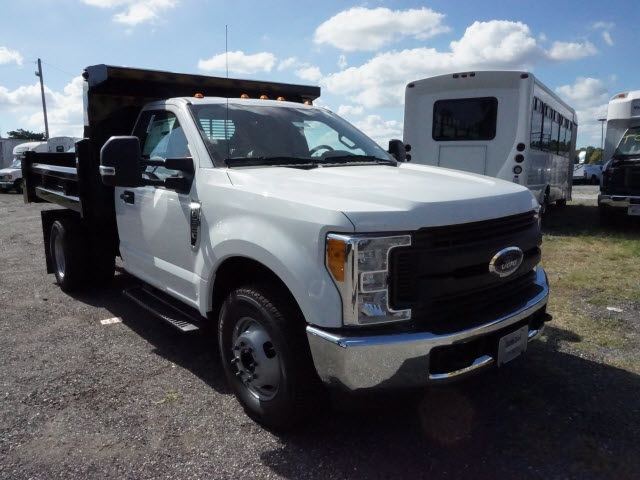 2017 F-350 Regular Cab DRW, Rugby Dump Body #176539 - photo 5