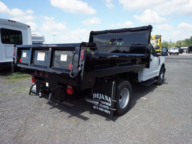 2017 F-350 Regular Cab DRW, Rugby Dump Body #176539 - photo 6