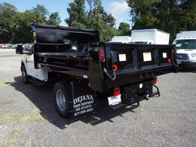 2017 F-350 Regular Cab DRW, Rugby Eliminator LP Steel Dump Body #176539 - photo 2