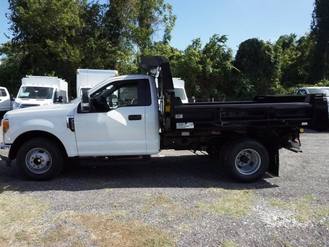 2017 F-350 Regular Cab DRW Dump Body #176539 - photo 8