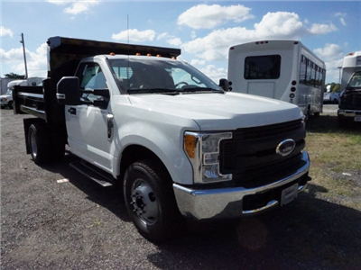 2017 F-350 Regular Cab DRW, Rugby Eliminator LP Steel Dump Body #176539 - photo 5