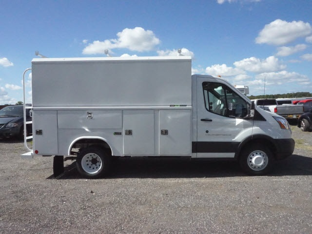 2017 Transit 350 HD DRW, Reading Service Utility Van #176659 - photo 3
