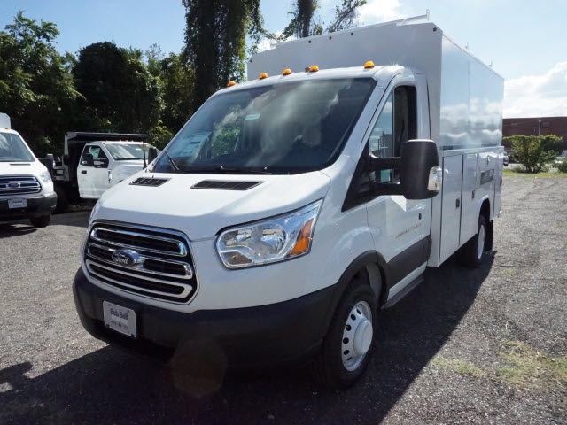 2017 Transit 350 HD DRW, Reading Service Utility Van #176659 - photo 5