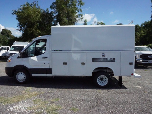2017 Transit 350 HD DRW, Reading Service Utility Van #176659 - photo 8