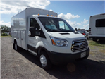 2017 Transit 350 HD DRW, Reading Service Utility Van #176659 - photo 1