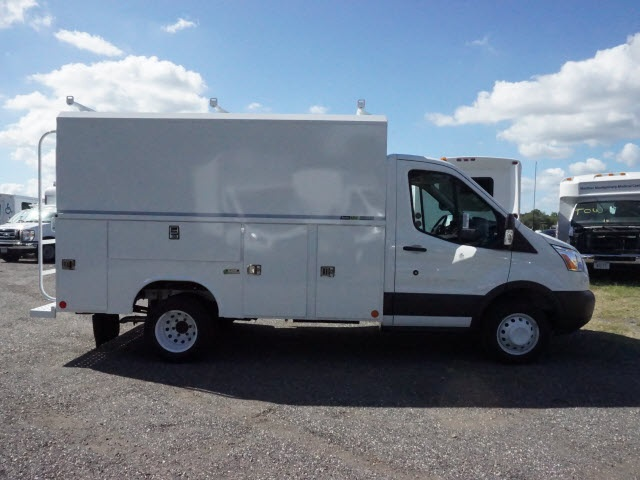 2017 Transit 350 HD DRW, Reading Service Utility Van #176677 - photo 3
