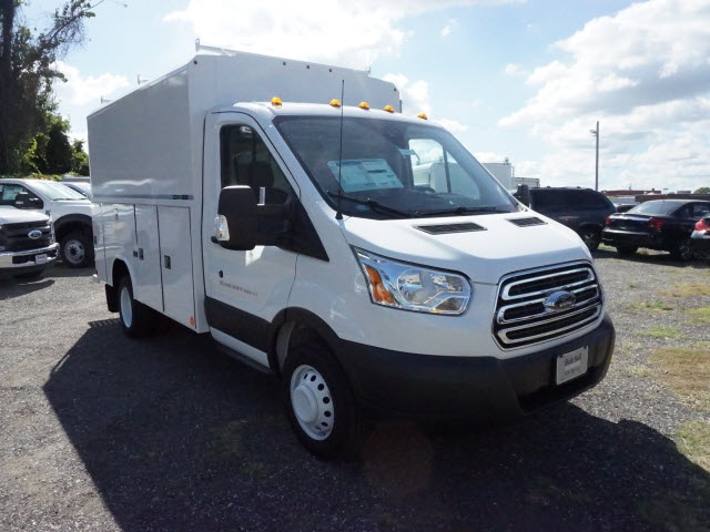 2017 Transit 350 HD DRW, Reading Service Utility Van #176677 - photo 5