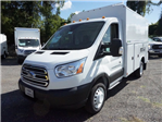 2017 Transit 350 HD DRW, Reading Service Utility Van #176677 - photo 1