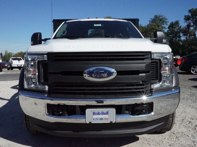 2017 F-450 Regular Cab DRW 4x4 Stake Bed #176686 - photo 4
