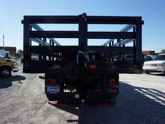2017 F-450 Regular Cab DRW 4x4 Stake Bed #176686 - photo 5