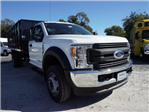 2017 F-450 Regular Cab DRW 4x4 Stake Bed #176686 - photo 1