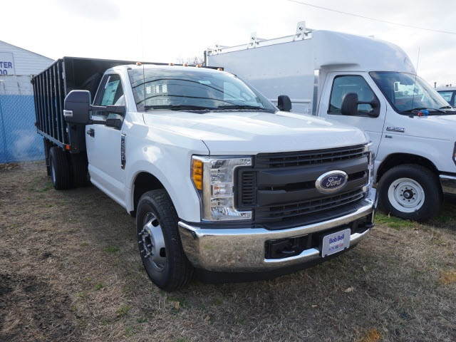 2017 F-350 Regular Cab DRW Stake Bed #176826 - photo 1