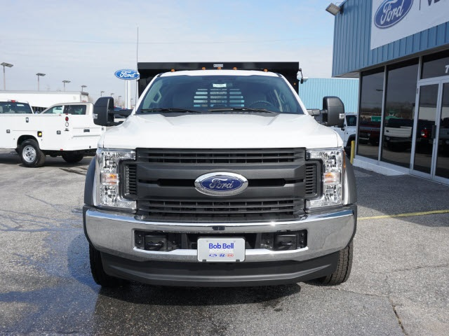 2017 F-550 Super Cab DRW 4x4, Reading Dump Body #176904 - photo 3