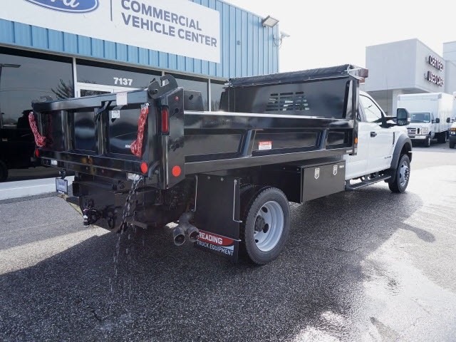 2017 F-550 Super Cab DRW 4x4, Reading Dump Body #176904 - photo 2