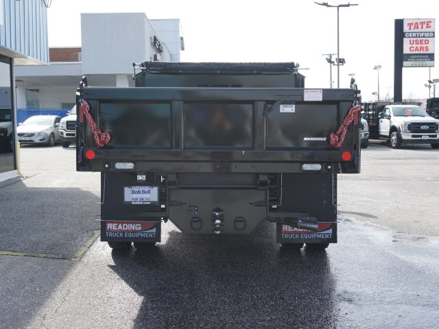 2017 F-550 Super Cab DRW 4x4, Reading Dump Body #176904 - photo 5