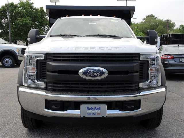 2017 F-450 Regular Cab DRW, Rugby Landscape Body Landscape Dump #176912 - photo 1