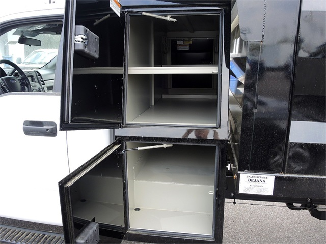 2017 F-450 Regular Cab DRW, Rugby Landscape Body Landscape Dump #176912 - photo 14