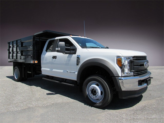 2017 F-550 Super Cab DRW 4x4,  Knapheide Landscape Dump #176934 - photo 25