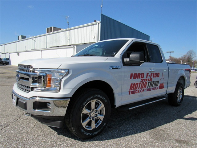 2018 F-150 Super Cab 4x4, Pickup #185015 - photo 4