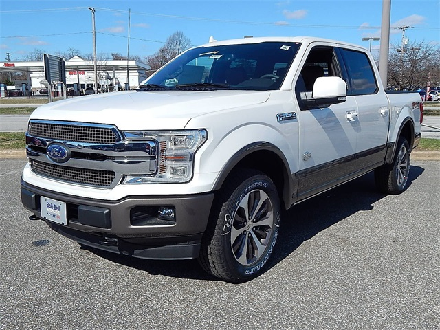 2018 F-150 SuperCrew Cab 4x4, Pickup #185072 - photo 8