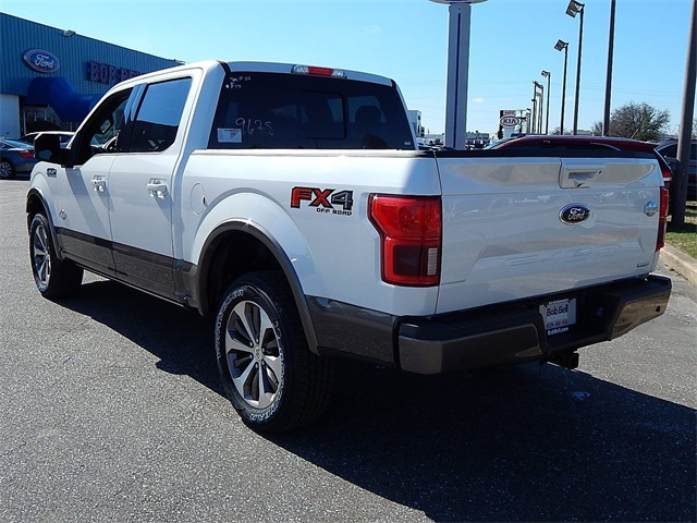 2018 F-150 SuperCrew Cab 4x4, Pickup #185072 - photo 9