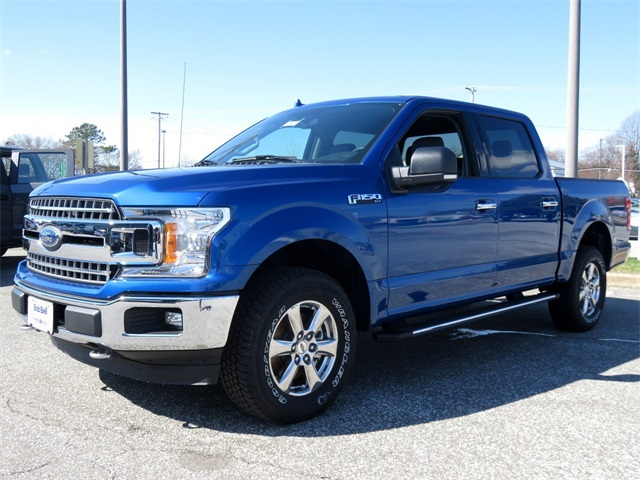 2018 F-150 Crew Cab 4x4, Pickup #185081 - photo 4