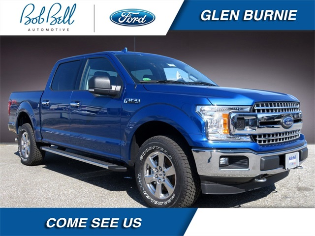 2018 F-150 Crew Cab 4x4, Pickup #185081 - photo 1