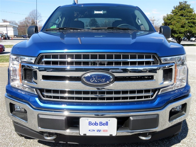 2018 F-150 Crew Cab 4x4, Pickup #185081 - photo 3