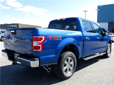 2018 F-150 Crew Cab 4x4, Pickup #185081 - photo 2