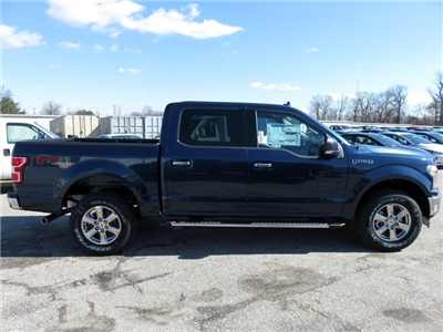 2018 F-150 SuperCrew Cab 4x4,  Pickup #185119 - photo 7