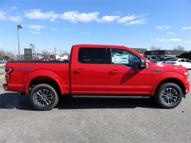 2018 F-150 Crew Cab 4x4, Pickup #185286 - photo 7