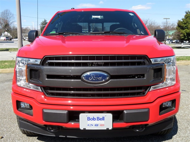 2018 F-150 Crew Cab 4x4, Pickup #185286 - photo 3