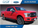 2018 F-150 Crew Cab 4x4, Pickup #185286 - photo 1