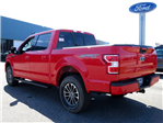 2018 F-150 Crew Cab 4x4, Pickup #185286 - photo 5