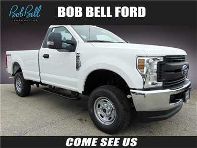 2018 F-250 Regular Cab 4x4,  Pickup #185360 - photo 1