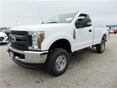 2018 F-250 Regular Cab 4x4,  Pickup #185360 - photo 4