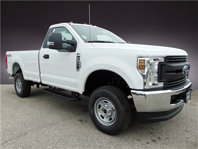 2018 F-250 Regular Cab 4x4,  Pickup #185360 - photo 19