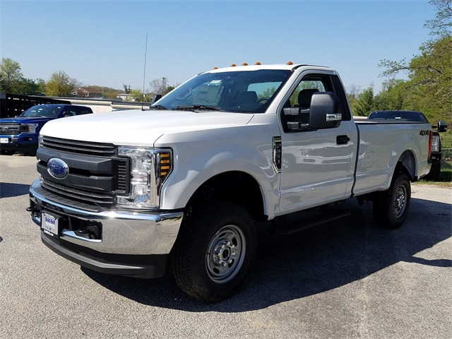 2018 F-250 Regular Cab 4x4,  Pickup #185373 - photo 4