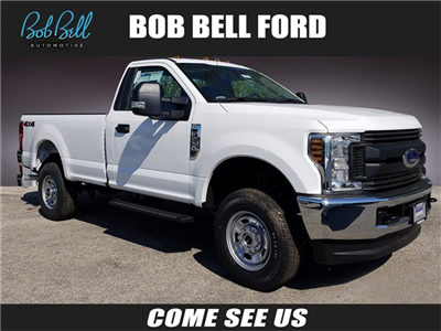 2018 F-250 Regular Cab 4x4,  Pickup #185373 - photo 1