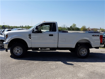 2018 F-250 Regular Cab 4x4,  Pickup #185373 - photo 5