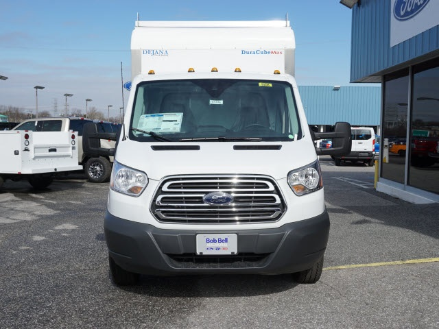 2018 Transit 350, Dejana Truck & Utility Equipment Service Utility Van #185396 - photo 4