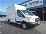 2018 Transit 350, Dejana Truck & Utility Equipment Service Utility Van #185396 - photo 1