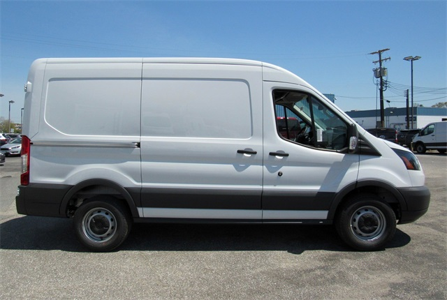 2018 Transit 250 Med Roof 4x2,  Empty Cargo Van #185402 - photo 8