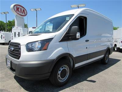 2018 Transit 250 Med Roof 4x2,  Empty Cargo Van #185402 - photo 4