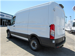 2018 Transit 250 Med Roof 4x2,  Empty Cargo Van #185402 - photo 5